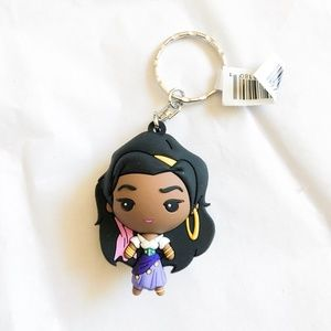 Disney Esmeralda Keychain